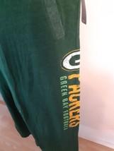 NFL Green Bay Packers Lounge Jogging Pajama Pants Size Medium Team Apparel - $24.70