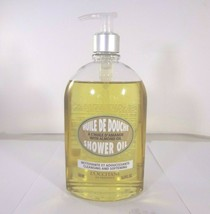 L'Occitane Amande Shower Oil with Almond Oil Cleansing & Softening 16.9 ... - $42.08