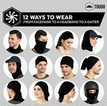 Cooling Neck Gaiter Face Mask - UPF 50 image 3