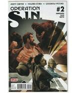 Operation S.I.N. #2 April 2015 Marvel Comics - $2.39