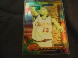 1993-94 Topps Finest  #8 Mark Jackson -Los Angeles Clippers- - $3.12