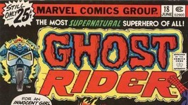 GHOST RIDER MARVEL COMIC Books will be here soon! =^.^= - $0.00