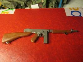 Twelve Inch G.I. Joe Accessories - WWII Submachine Gun - $6.92
