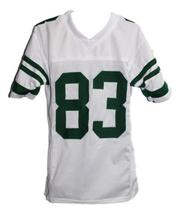 Vince Papale #83 Invincible Movie New Men Football Jersey White Any Size image 5