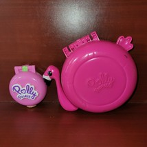 Mattel 2017 & 2019 Polly Pocket Compacts - Lot of 2 - $18.69