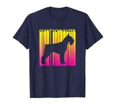 Dog Fashion - Vintage Giant Schnauzer Dog T shirt Men - $19.95+