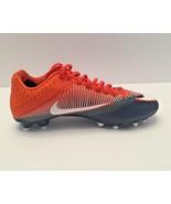 Nike Men's Vapor Speed 2 TD Mid Football Orange Blue Cleats Sz 14 NWT FR... - $24.28