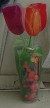 Jelly Bean Tulip Gift Bag - SUPER CUTE TULIP BAG - REFILLABLE - GREAT FO... - $7.91