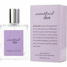 New Philosophy Unconditional Love Edt Spray 2 Oz For Women - $63.36