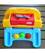 Little Tikes HandiWorker Tool bench Work Bench + Screwdriver Only (no sc... - $14.84