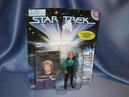 Star Trek - The Next Generation Dr. Katherine Pulaski - Action Figure. - $11.00