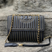 Tory Burch Fleming Mini Stud Convertible Shoulder Bag - $578.00