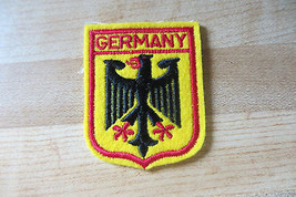 old collectible Country of Germany vtg souvenir international travel cre... - $12.35