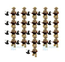 21pcs/set Lord Of the Rings Hobbit Goblin Army Battle of Goblin-town Lego Toy - $27.99