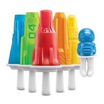 Zoku Space Pop Molds, 6 Different Rocket and Astronaut-shaped Popsicle M... - $49.36 CAD