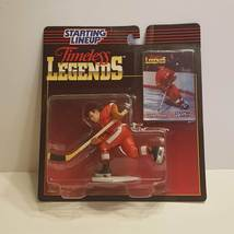 1995 Starting Lineup Cordie Howe Timeless Legends  Kenner Detroit Red Wi... - $10.00