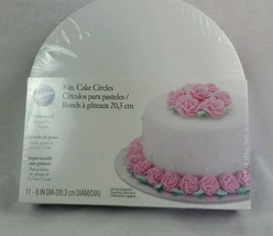 """11 Wilson 8"""" Cake Circles New In Package - €3,47 EUR"""