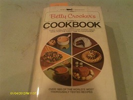 Betty Crocker's Cookbook [Mass Market Paperback] Betty Crocker