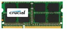 Crucial 2GB DDR2 667 MHz PC2-5300 200 Pin Sodimm Memory RAM Laptop CT25664AC667