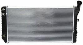 RADIATOR GM3010129, CUC1034 FITS 88 89 90 91  PONTIAC GRAND PRIX 3.1/V6 image 2