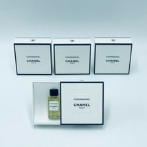 4 Chanel Coromandel Eau de Parfum 4 ml Each Miniature Perfume New - $99.99