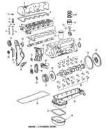 Genuine Mercedes-Benz Crankshaft Pulley 617-035-06-12 - $123.55