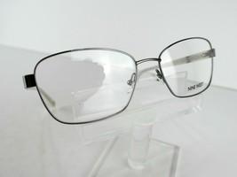 Nine West NW 1063 (035) Light Gunmetal  54 x 16 135 mm Eyeglass Frames - $51.96