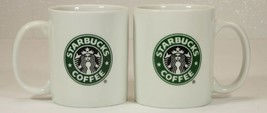 Pair STARBUCKS Mermaid Mugs 2006 version - $12.99