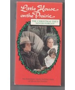 Little House on The Prairie The Christmas They Never Forgot 1989 VHS Tape - $7.80