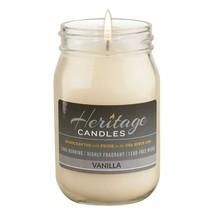 Jar Candle Vanilla Scented Beeswax - $19.99