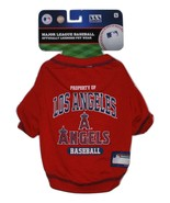 LA Angels Baseball Team Dog Tee Shirt by Pets First (SM)  - $14.99