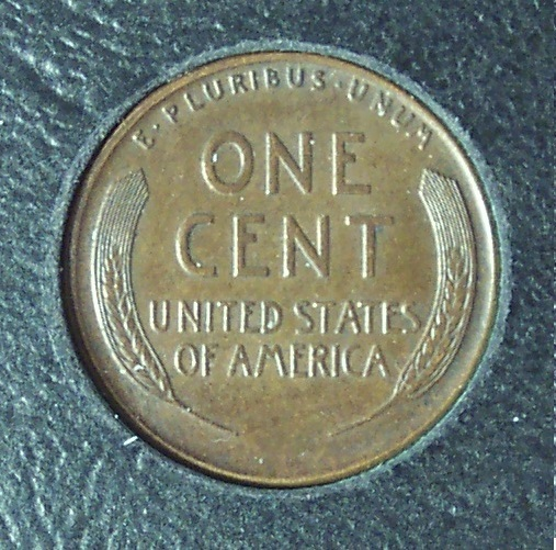 1925-D Lincoln Wheat Back Penny EF40 #1158 image 5