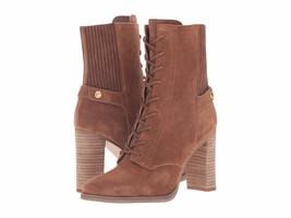 MICHAEL Michael Kors Women's Carrigan Bootie Boots Dk Caramel $260.00 Mu... - $149.99