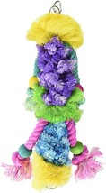 Prevue Pet Products BPV62662 Calypso Creations Bird Toy, Wild-n-Wooly - £19.85 GBP