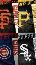 MLB 60x80 Premium Plush Blankets - Lots of Teams - $44.00