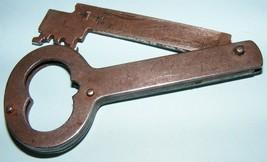 Antique Folding Skeleton Key - $35.00