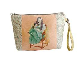 Creative Cartoon Canvas Cosmetic Bags/Purse