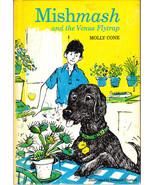 Mishmash and the Venus Flytrap 1976 Molly Cone Labrador Retriever Dog Book - $5.93