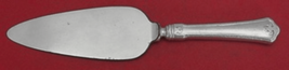 """Carmel by Wallace Sterling Silver Cake Server HH w/ SP Blade Original 10"""" - $59.00"""