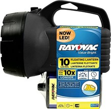Rayovac 7 LED Lantern, Floating Camping Lantern with Battery Included - ... - $6.64