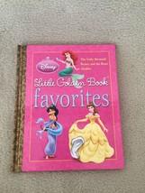 Little Golden Book Favorites: Disney Princess - $7.91