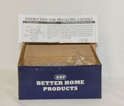 Better Home Products 92111DB Mushroom Knob Passage Dark Bronze image 3