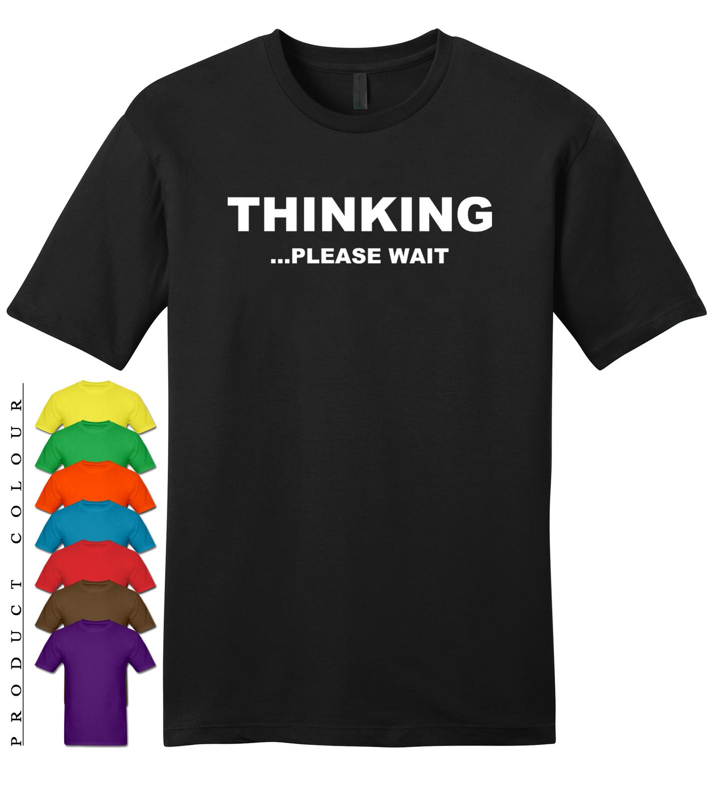 Thinking please wait