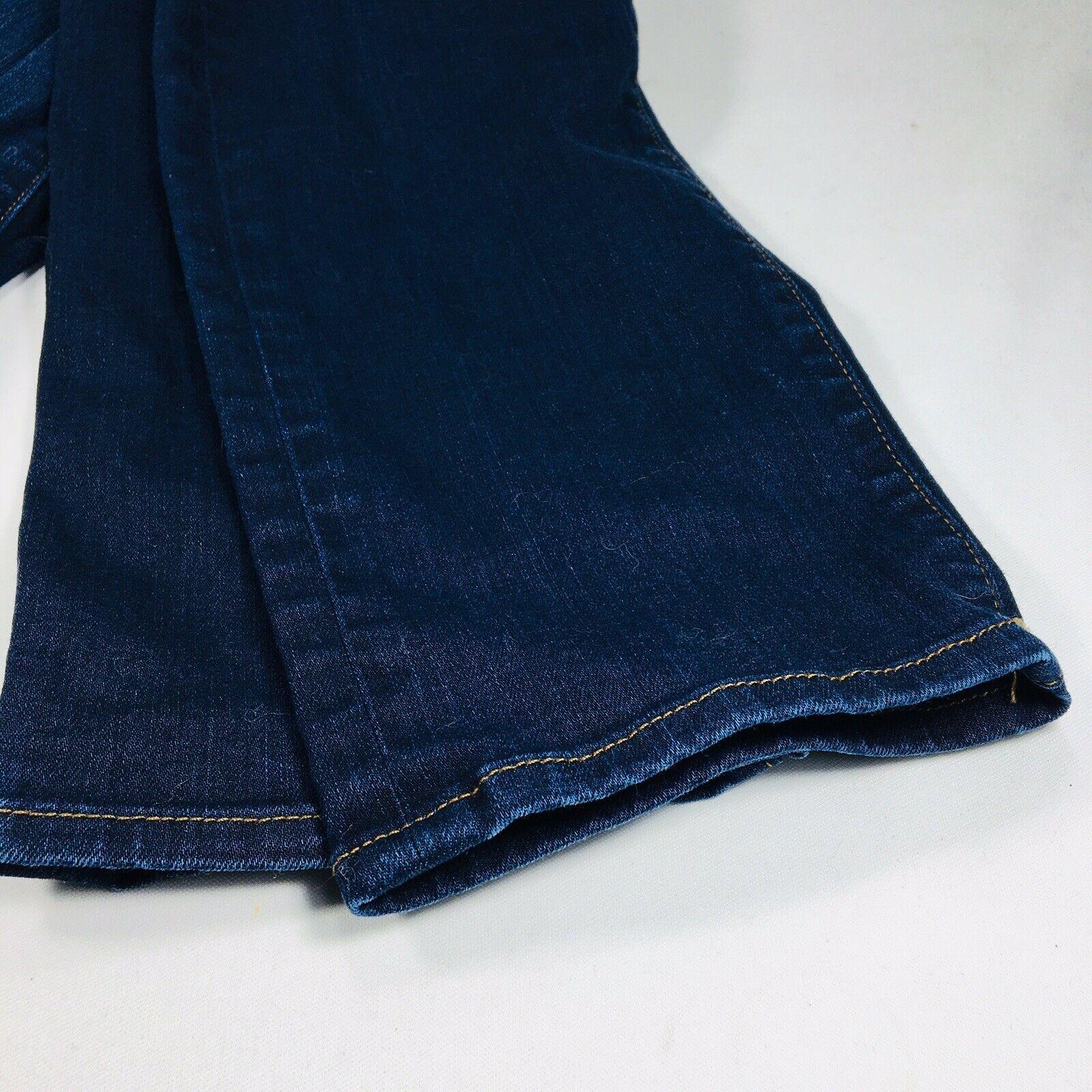 J Brand Womens Cigarette Leg Ignite Slim Straight Leg Cotton Stretch Size 28x31 image 9