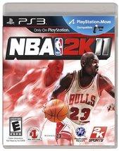 NBA 2K11 - Playstation 3 [PlayStation 3] - $5.93