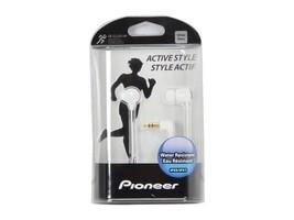 Pioneer White SE-CL331-H Canal Water-Resistant Earbud Headphone  - $321,61 MXN