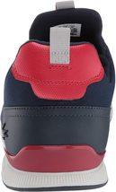 Lacoste Men's Premium Sport Menerva Elite 120 CMA Textile Sneakers Shoes image 6