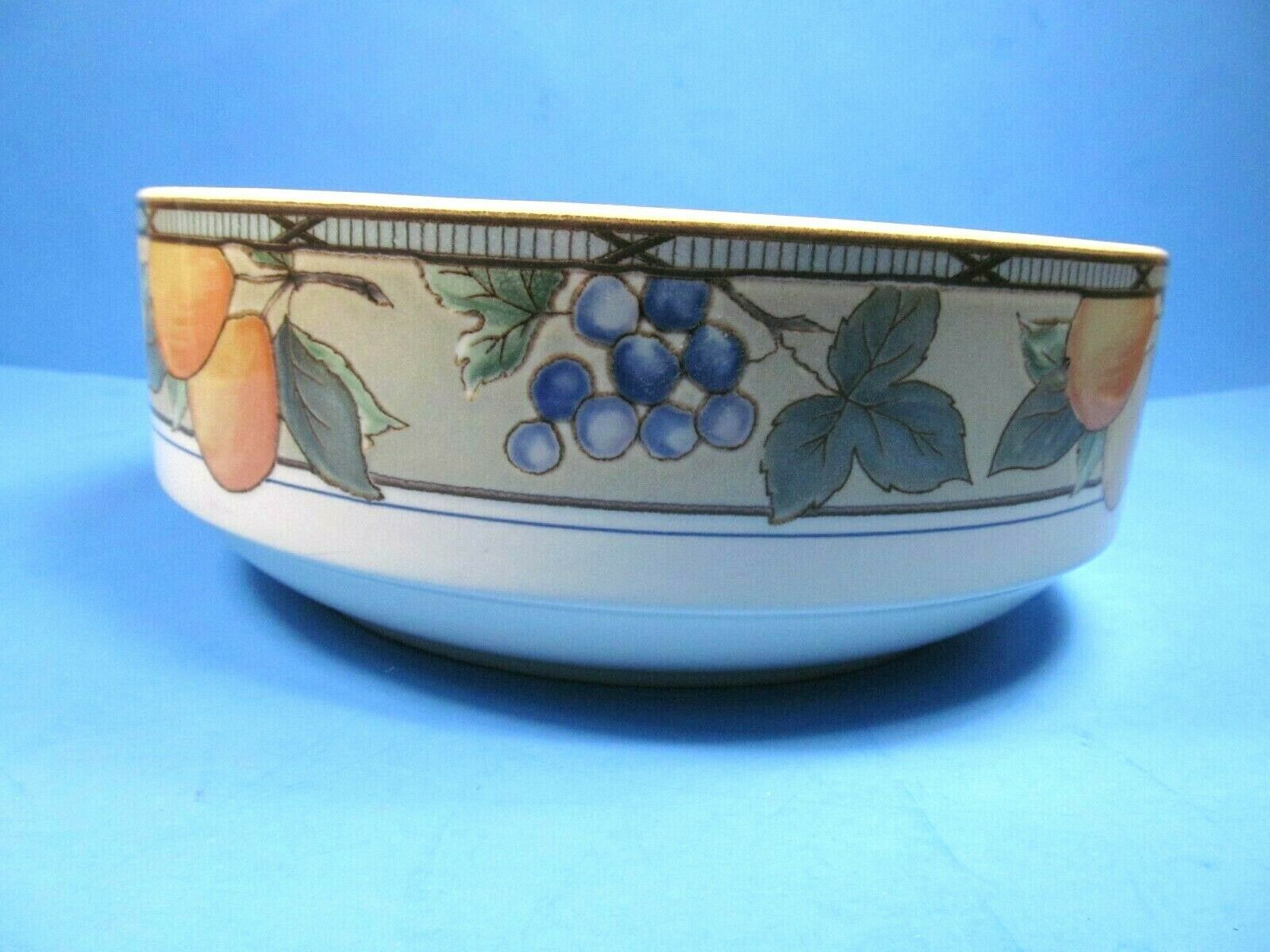 Primary image for Mikasa Intaglio CAC29 Garden Harvest 9 3/8 Vegetable Bowl