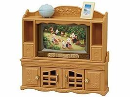 Sylvanian Families furniture TV and TV stand set - $17.14