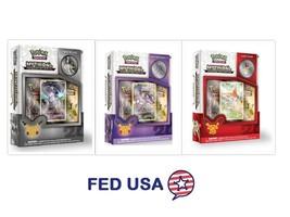 Pokemon Mythical Collection Box (3): MYTHICAL VICTINI, MYTHICAL ARCEUS, ... - $48.99